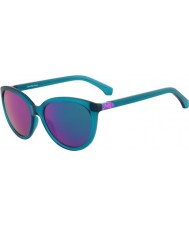 Calvin Klein Jeans CKJ752S Crystal Teal Sunglasses