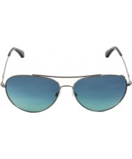 Emporio Armani EA2010 57 Modern Gunmetal 30104S Sunglasses