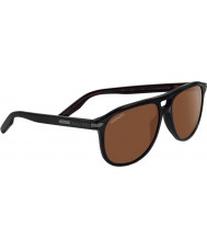 Serengeti 8471 Giacomo Black Sunglasses