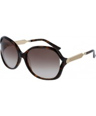 Gucci Ladies GG0076S 003 Sunglasses