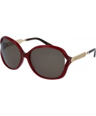 Gucci Ladies GG0076S 004 Sunglasses