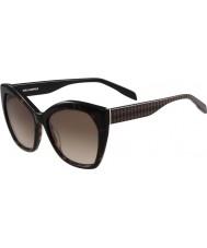 Karl Lagerfeld Ladies KL929S Havana Sunglasses
