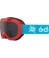 Cebe CBG121 Jerry Red - Dark Grey Ski Goggles