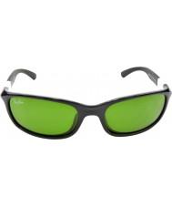 RayBan Junior RJ9056S 50 Shiny Black 187-2 Sunglasses