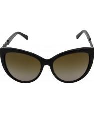 Michael Kors MK2009 56 Gstaad Green Sparkle 303913 Sunglasses