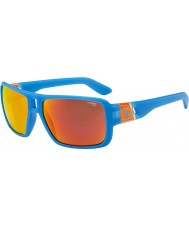 Cebe L.A.M Matt Blue Orange Polarized Sunglasses