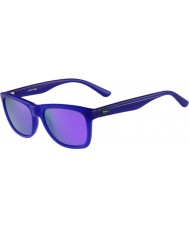 Lacoste Kids L3610S Blue Phospho Sunglasses