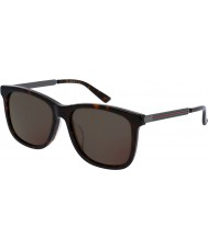 Gucci Mens GG0078SK 004 Sunglasses