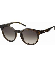 Polaroid Mens PLD2036-S 086 94 Dark Havana Polarized Sunglasses