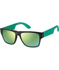Carrera Carrera 5002 B4Y Z9 Dark Grey Green Sunglasses
