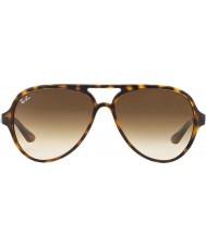 RayBan RB4125 59 710 51 Cats 5000 Sunglasses