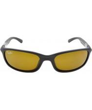 RayBan Junior RJ9056S 50 Matte Black 7012-3 Sunglasses