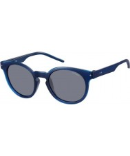 Polaroid Mens PLD2036-S M3Q C3 Blue Polarized Sunglasses