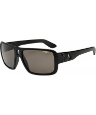Cebe L.A.M All Black Grey Polarized Sunglasses