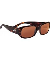Serengeti Giuliana Dark Tortoiseshell Drivers Sunglasses