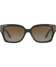 Michael Kors Ladies MK2066 55 3009T5 Banff Sunglasses