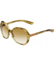 Bottega Veneta Tortoise B.V.183-S 01H B4 Sunglasses