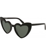Saint Laurent Ladies SL 181 LOULOU 001 54 Sunglasses