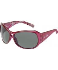 Bolle Sarah Jr. Shiny Purple White TNS Sunglasses