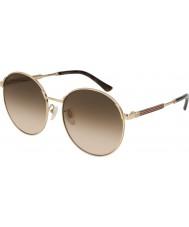Gucci GG0206SK 003 58 Sunglasses