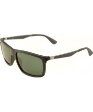 RayBan RB4228 58 Active Lifestyle Matte Black 601S71 Sunglasses