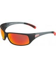 Bolle 12438 Recoil Black Sunglasses