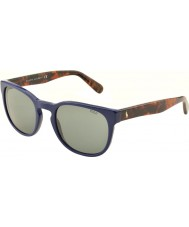 Polo Ralph Lauren PH4099 52 Casual Living Navy Blue 554187 Sunglasses