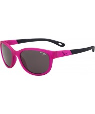 Cebe Katniss (Age 7-10) Matt Crystal Pink 1500 Grey Blue Light Sunglasses