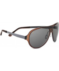 Serengeti Alice Crystal Dark Brown Polarized PhD CPG Sunglasses