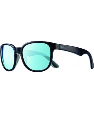 Revo RE1028 Kash Navy Grey Atlantic - Blue Water Polarized Sunglasses