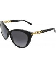 Michael Kors MK2009 56 Gstaad Black 3005T3 Polarized Sunglasses