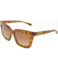 Michael Kors MK2013 53 Glam Brown Marble 308013 Sunglasses