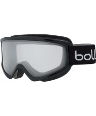 Bolle 21494 Freeze Shiny Black - Clear Ski Goggles