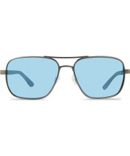 Revo RE1012 Freeman Gunmetal - Blue Water Polarized Sunglasses