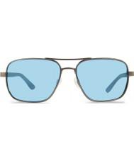 Revo RE1012 Freeman Gunmetal - Blue Water Polarized Sunglasses