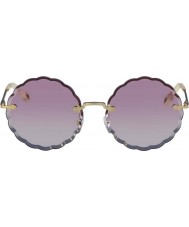 Chloe Ladies CE142S 818 60 Rosie Sunglasses