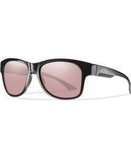 Smith Wayward D28 SN Shiny Black Sunglasses