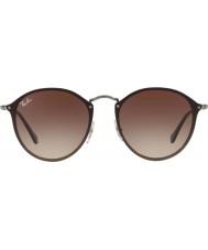 RayBan Blaze Round RB3574N 59 004 13 Sunglasses