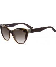 Karl Lagerfeld Ladies KL900S Tortoiseshell Sunglasses