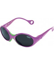 Cebe 1973 (Age 1-3) Metallic Pink 2000 Grey Sunglasses