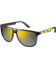 Carrera Carrera 5003 79L CU Grey Green Yellow Sunglasses