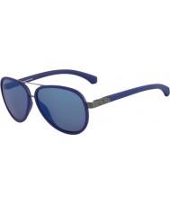 Calvin Klein Jeans CKJ758S Navy Sunglasses