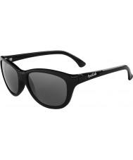 Bolle Greta Shiny Black Polarized TNS Sunglasses