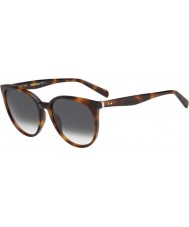 Celine Ladies CL 41068-S 05L XM Tortoiseshell Sunglasses