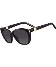 Chloe Ladies CE600S Smoke Sunglasses