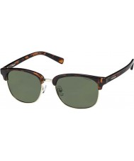 Polaroid PLD1012-S PR6 H8 Havana Gold Polarized Sunglasses