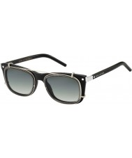 Marc Jacobs MARC 17-S Z07 UR Black Palladium Sunglasses