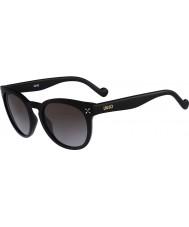 Liu Jo Ladies LJ618S Melanie Black Sunglasses