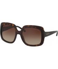 Michael Kors MK2036 55 Harbor Mist Dark Tortoiseshell 300613 Sunglasses