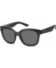 Polaroid Ladies PLD4035-S MNV Y2 Grey Polarized Sunglasses